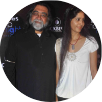 Prahlad and Mitali Kakkar