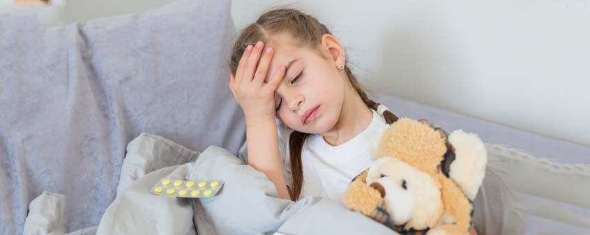 Most Common Winter Illness in Children